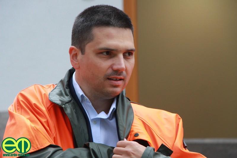 Bitay Márton Örs állami földekért felelős államtitkár