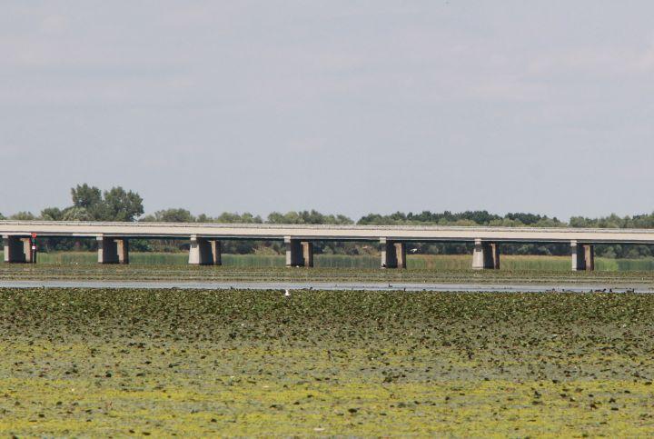 A hiányzó szakasz - Százöles-híd Poroszlónál