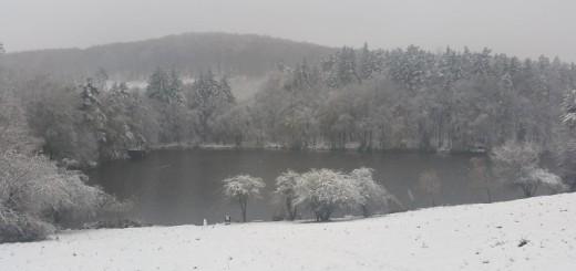 Havas táj Sopronban - Forrás: Időkép.hu