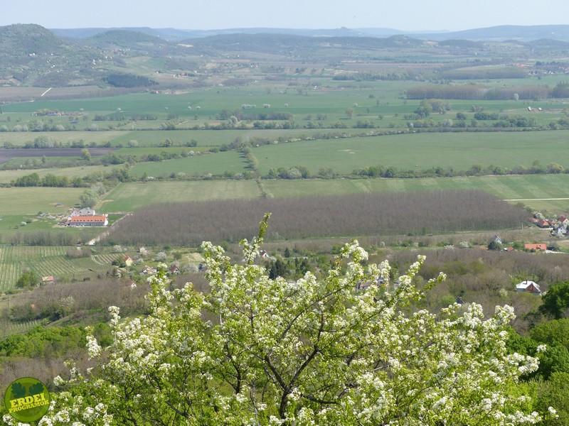 Kilátás a Szent György-hegyről - Fotó: Kuruczné Gál Kriszta