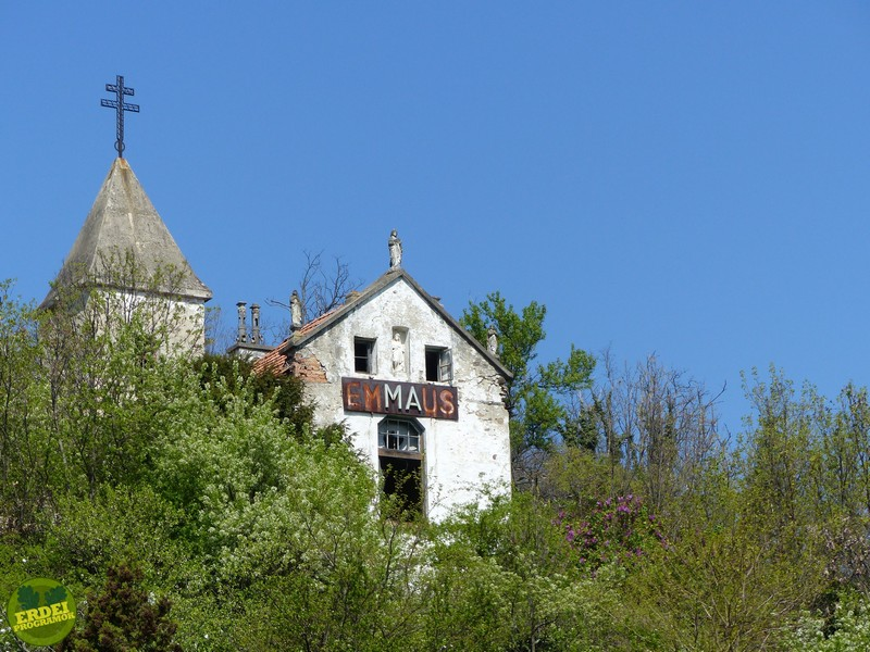 Az Ify-kápolna, vagyis az Emmaust - Fotó: Kuruczné Gál Kriszta